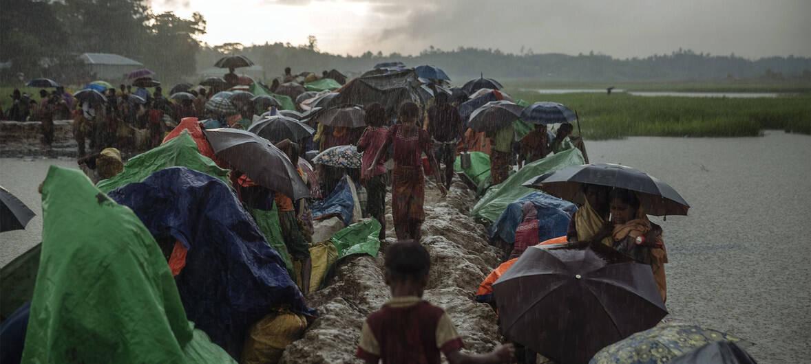 1,44 milhão de refugiados em 60 países precisarão de reassentamento em 2020