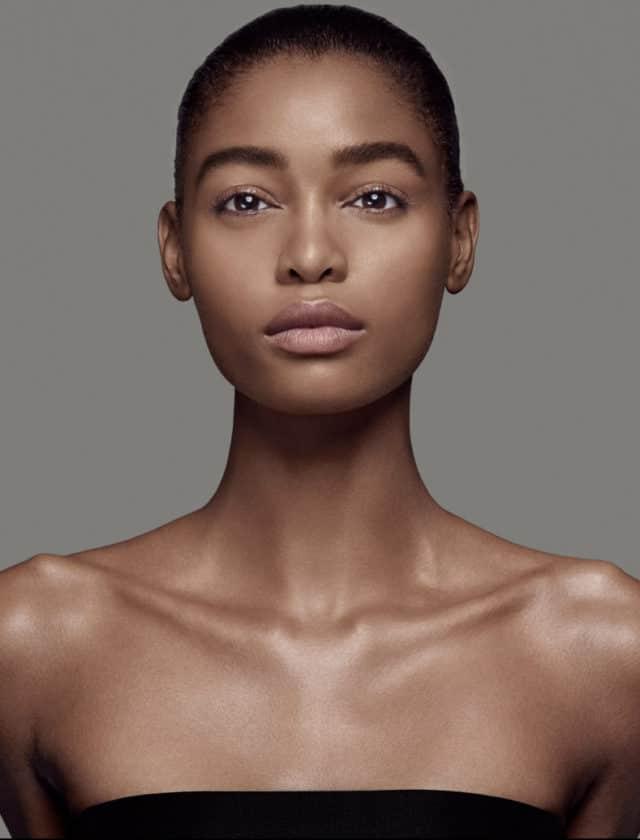 Blésnya Minher é uma das caras da recente campanha da Tom Ford Beauty